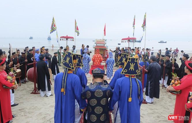 Lễ hội Cầu ngư Đà Nẵng được vinh danh là di sản văn hóa phi vật thể Quốc gia ảnh 11