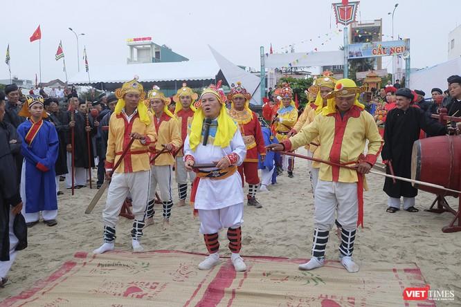 Lễ hội Cầu ngư Đà Nẵng được vinh danh là di sản văn hóa phi vật thể Quốc gia ảnh 12