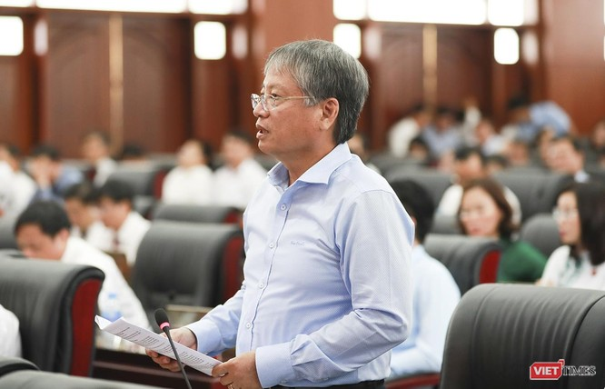 Ông Nguyễn Ngọc Tuấn-nguyên Phó Chủ tịch UBND TP Đà Nẵng