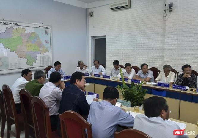 Quảng Nam sẽ thanh tra toàn bộ các dự án của Bách Đạt, Bách Đạt An ảnh 1