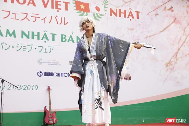Những hình ảnh ấn tượng tại Lễ hội giao lưu văn hóa Việt-Nhật ảnh 11