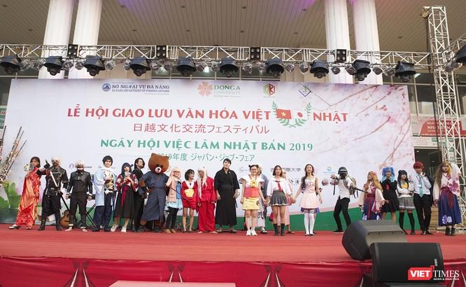 Những hình ảnh ấn tượng tại Lễ hội giao lưu văn hóa Việt-Nhật ảnh 20