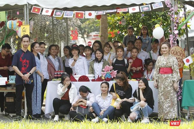 Những hình ảnh ấn tượng tại Lễ hội giao lưu văn hóa Việt-Nhật ảnh 12