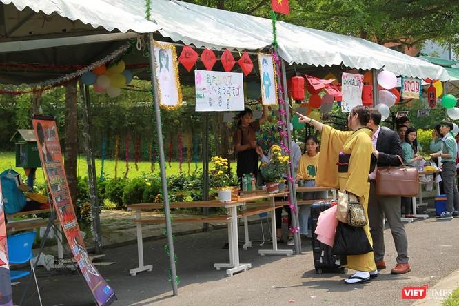 Những hình ảnh ấn tượng tại Lễ hội giao lưu văn hóa Việt-Nhật ảnh 17