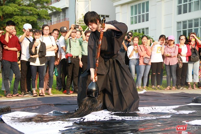 Những hình ảnh ấn tượng tại Lễ hội giao lưu văn hóa Việt-Nhật ảnh 19
