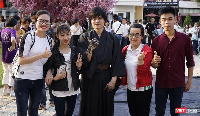 Những hình ảnh ấn tượng tại Lễ hội giao lưu văn hóa Việt-Nhật ảnh 3