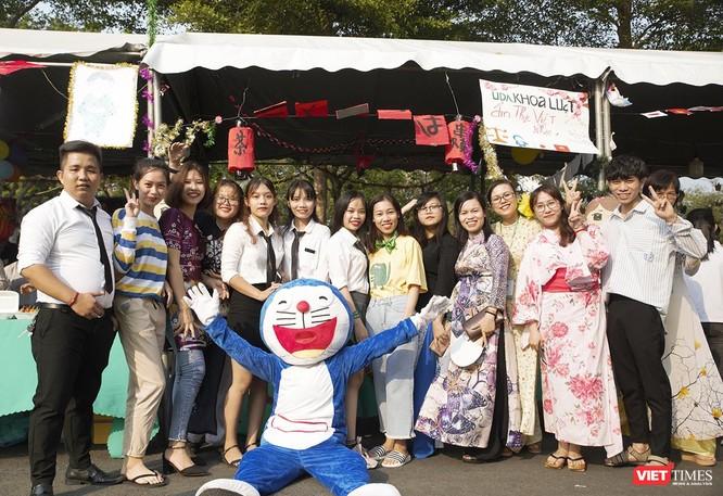 Những hình ảnh ấn tượng tại Lễ hội giao lưu văn hóa Việt-Nhật ảnh 5