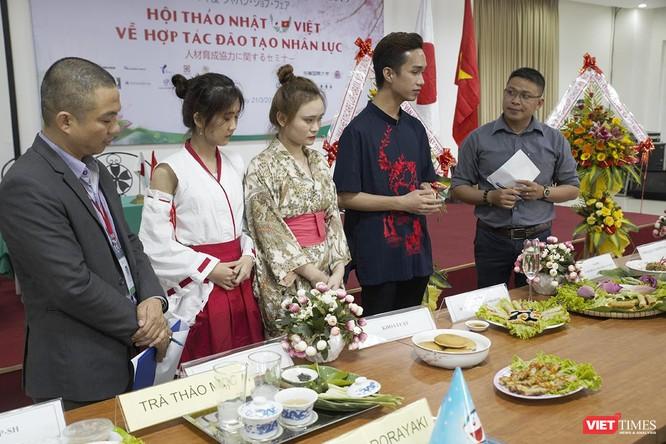 Những hình ảnh ấn tượng tại Lễ hội giao lưu văn hóa Việt-Nhật ảnh 8
