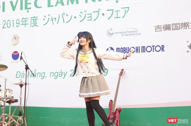 Những hình ảnh ấn tượng tại Lễ hội giao lưu văn hóa Việt-Nhật ảnh 9