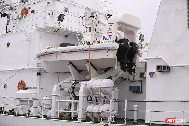 Tàu cảnh sát biển Ấn Độ chính thức đến thăm Đà Nẵng trong 4 ngày ảnh 9