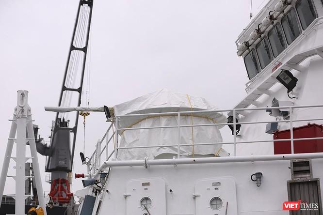 Tàu cảnh sát biển Ấn Độ chính thức đến thăm Đà Nẵng trong 4 ngày ảnh 10