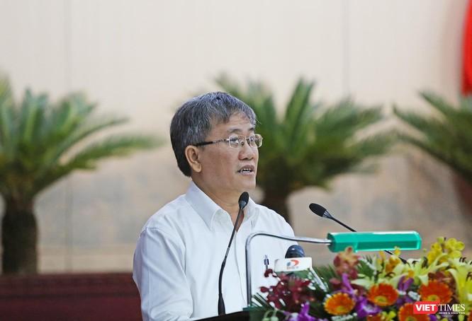 Ông Nguyễn Quang Thanh-Giám đốc Sở TT&TT TP Đà Nẵng