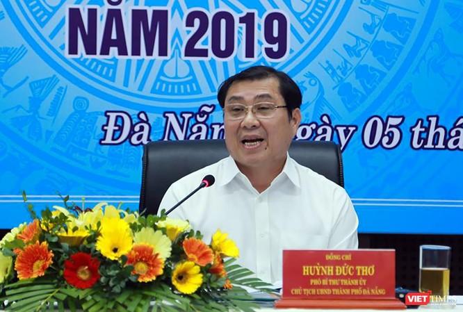 Theo ông Huỳnh Đức Thơ-Chủ tịch UBND TP Đà Nẵng, các ngành chức năng cần tính toán di dời và tái định cư một số khu vực tại khu dân cư để làm bão tập kết rác