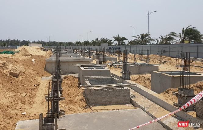 Vụ biệt thự của DanaHome Land ở Quảng Nam: Chưa xử phạt, nhưng vẫn đình chỉ thi công ảnh 2
