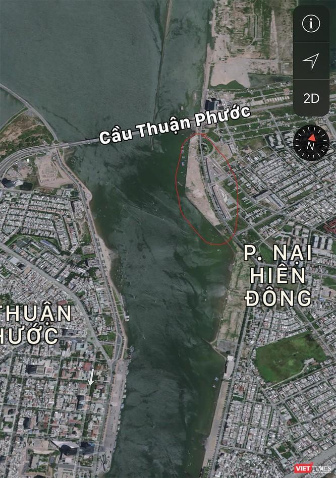 Đà Nẵng nói gì về Dự án Marina Complex lấn sông Hàn? ảnh 1
