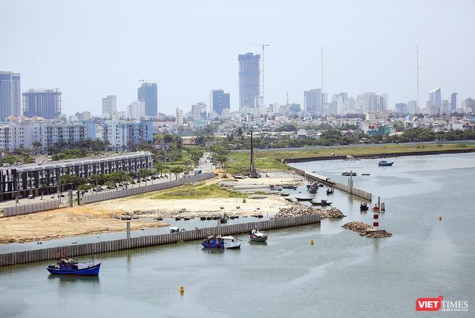 Đà Nẵng: Chuyện gì đang xảy ra ở cửa sông Hàn? ảnh 2