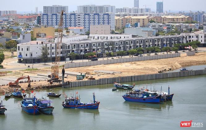 Đà Nẵng: Chuyện gì đang xảy ra ở cửa sông Hàn? ảnh 1