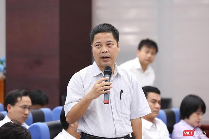 Đà Nẵng: Vẫn chưa có cái kết cho Dự án Marina Complex lấn sông Hàn ảnh 1