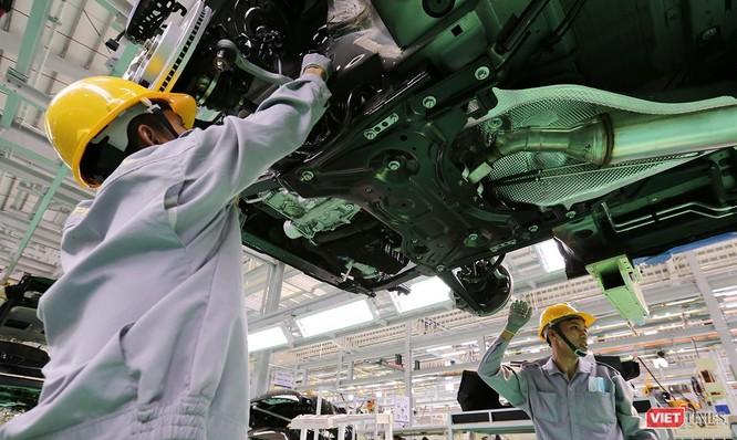 Thaco khánh thành Nhà máy xe du lịch cao cấp Peugeot tiêu chuẩn toàn cầu tại Quảng Nam ảnh 9