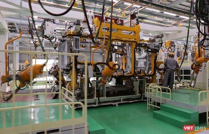Thaco khánh thành Nhà máy xe du lịch cao cấp Peugeot tiêu chuẩn toàn cầu tại Quảng Nam ảnh 11