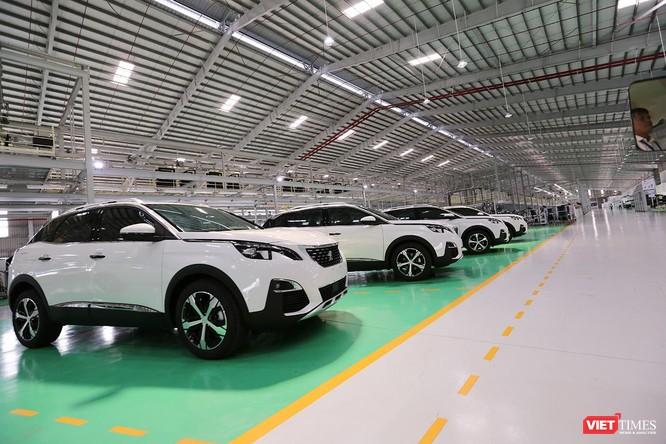 Thaco khánh thành Nhà máy xe du lịch cao cấp Peugeot tiêu chuẩn toàn cầu tại Quảng Nam ảnh 12