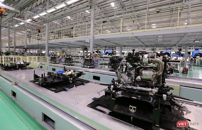 Thaco khánh thành Nhà máy xe du lịch cao cấp Peugeot tiêu chuẩn toàn cầu tại Quảng Nam ảnh 3