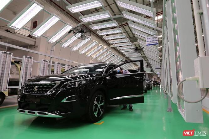 Thaco khánh thành Nhà máy xe du lịch cao cấp Peugeot tiêu chuẩn toàn cầu tại Quảng Nam ảnh 5