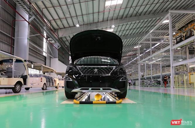Thaco khánh thành Nhà máy xe du lịch cao cấp Peugeot tiêu chuẩn toàn cầu tại Quảng Nam ảnh 6