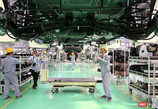 Thaco khánh thành Nhà máy xe du lịch cao cấp Peugeot tiêu chuẩn toàn cầu tại Quảng Nam ảnh 8