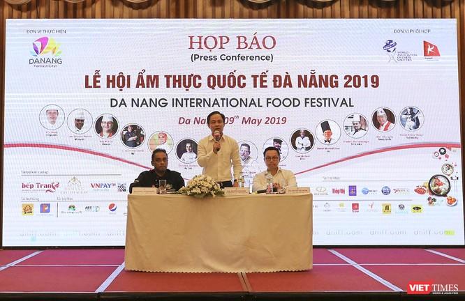"""13 đầu bếp quốc tế sẽ """"nấu ăn"""" tại Lễ hội Ẩm thực quốc tế Đà Nẵng 2019 ảnh 1"""