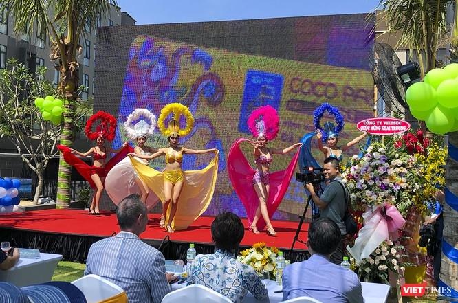 Sự kiện Lễ hội mùa hè-Coco Hello Summer chính thức diễn ra từ ngày 25/5, tại Khu giải trí Cocobay Đà Nẵng với tâm điểm là Lễ hội nước quy mô lớn Aqua League lần đầu tiên được tổ chức tại Việt Nam