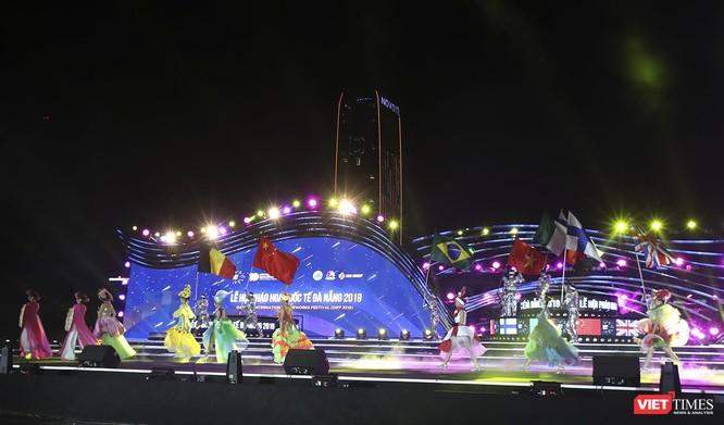 Chính thức khai mạc Lễ hội pháo hoa Quốc tế Đà Nẵng 2019 ảnh 2