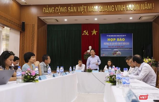 Quảng Nam: Khôi phục Dự án tranh vẽ nghệ thuật trên thuyền thúng Tam Thanh ảnh 1