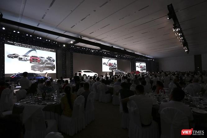 Mazda CX-8 lần đầu tiên ra mắt tại Đông Nam Á có gì? ảnh 2