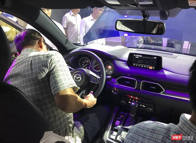 Mazda CX-8 lần đầu tiên ra mắt tại Đông Nam Á có gì? ảnh 4