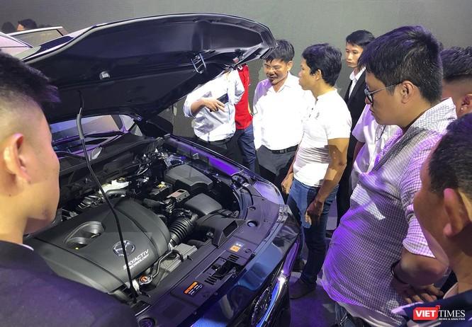 Mazda CX-8 lần đầu tiên ra mắt tại Đông Nam Á có gì? ảnh 3