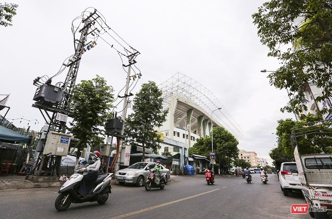 Số phận sân vận động Chi Lăng ở Đà Nẵng sẽ đi về đâu? ảnh 1