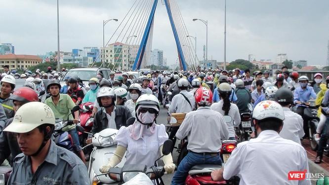 Đà Nẵng: Gia tăng phân luồng một chiều nhiều tuyến đường để hạn chế ùn tắc ảnh 1