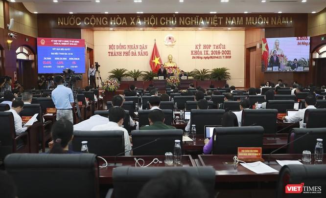 Đà Nẵng: Thừa nhận kinh tế tăng trưởng thấp, cử tri vẫn bức xúc chuyện môi trường ảnh 1