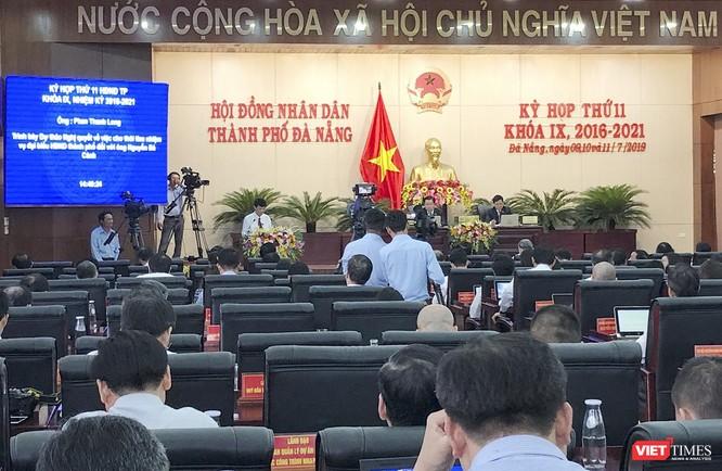 Ông Nguyễn Bá Cảnh chính thức thôi làm đại biểu HĐND TP Đà Nẵng ảnh 1