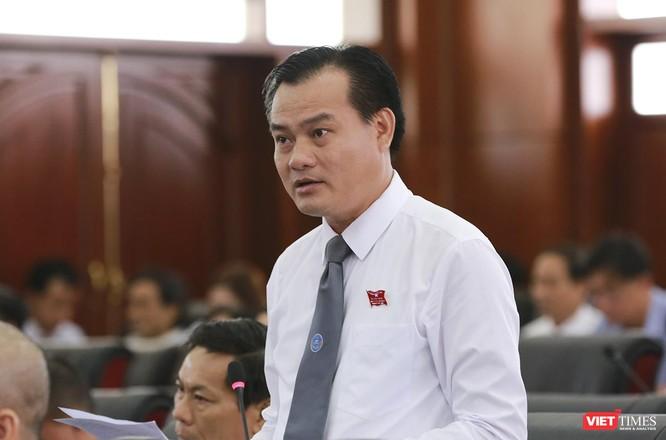 """Viêc chậm tháo dỡ sai phạm tại Tổ hợp Mường Thanh Sơn Trà """"nóng"""" trong phiên chất vấn ảnh 1"""