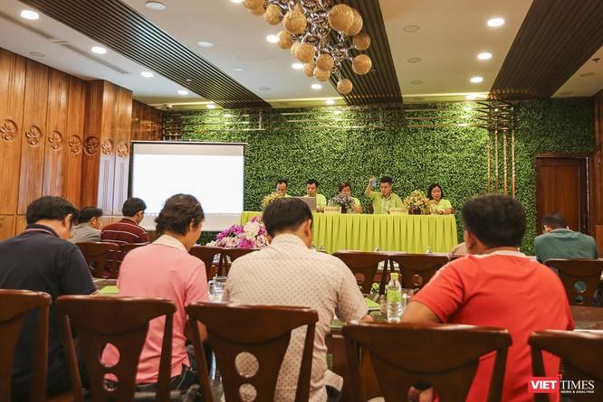 500 vận động viên đến từ 6 quốc gia về Đà Nẵng tranh Giải cầu lông quốc tế ảnh 1