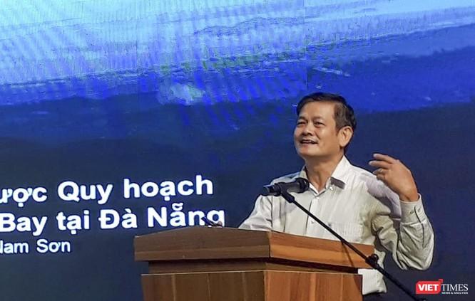 Đà Nẵng: Cần thay đổi tư duy trong quy hoạch đô thị sân bay ảnh 1