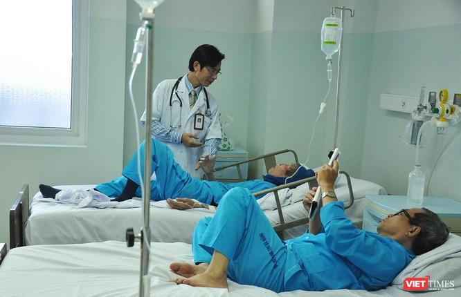 Đà Nẵng: Bệnh nhân ung thư đang trẻ hóa ảnh 1