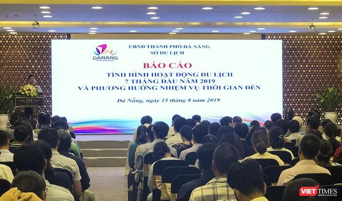 Đà Nẵng: Mừng vì khách quốc tế tăng, nhưng lo vì hệ lụy đi kèm ảnh 1
