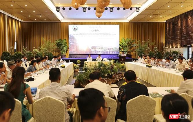 Quảng Nam: Công bố chương trình kỷ niệm 20 năm ngày Hội An và Mỹ Sơn được UNESCO công nhận di sản thế giới ảnh 1