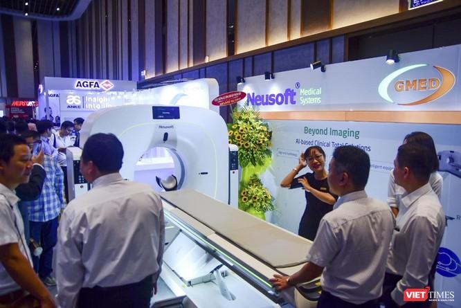 Ứng dụng năng lượng nguyên tử trong điều trị ung thư, Việt Nam đi trước nhiều nước trong khu vực ảnh 3