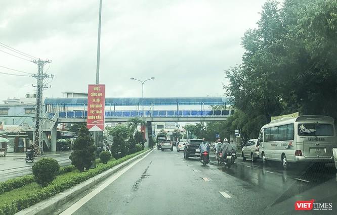 Đà Nẵng sẽ có cầu đi bộ băng qua đường Điện Biên Phủ ảnh 1