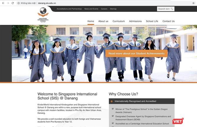 Đà Nẵng có bao nhiêu trường quốc tế? ảnh 8
