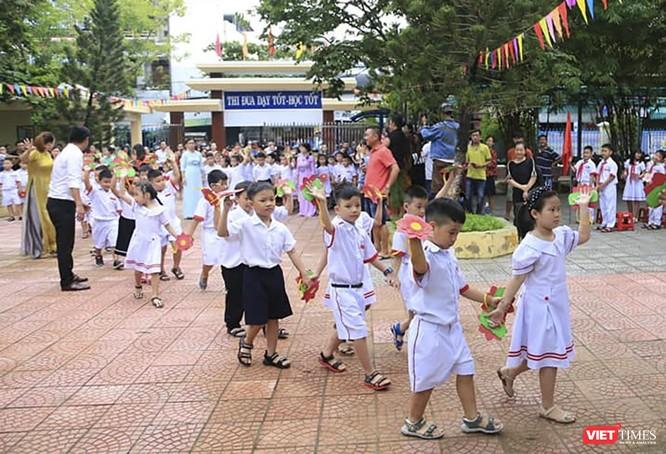 Đà Nẵng: Hơn 262.630 học sinh bước vào năm học mới 2019-2020 ảnh 1